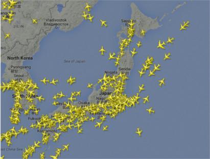 航空路管制の航空無線: 航空無線...